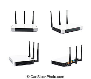Generic networking device router