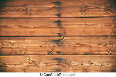 Old wooden planks background - Aged wooden planks background