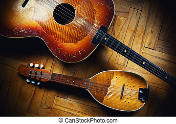 String Instruments From Serbia and Croatia - String...