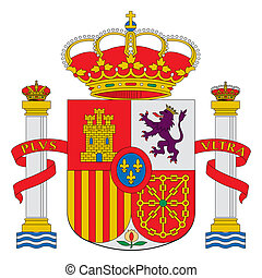Spain coat of arms