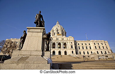 Capitol Building St Paul Minnesota