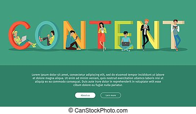 Content Word with People Use Computer Technologies