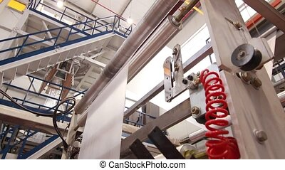 Plastic bags production - Plastic bags factory machinery