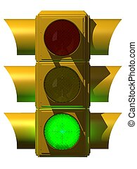 Traffic light Illustrations and Clip Art. 13,084 Traffic light ...