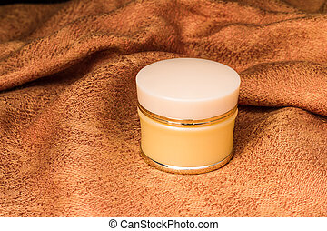 Cosmetics containers - Blank Cosmetic, Moisturizer...