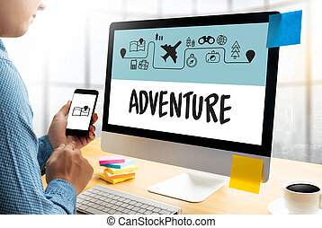 Trip Adventure Holiday Travel Discovery photographer...