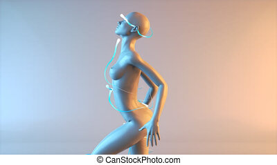Beauty - 3D Animation