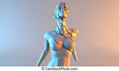 Aging - 3D Animation