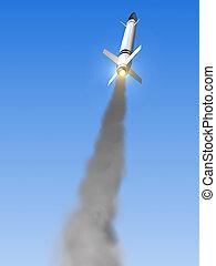 Lanzado, misil