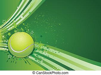 tennis sport background - tennis sport design element