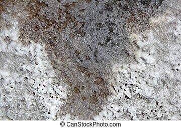 salt macro detail texture in saltworks sea water evaporation