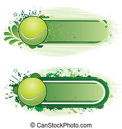 tennis sport - design elements-tennis