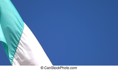 Video of Italian Flag - High quality video of Italian Flag