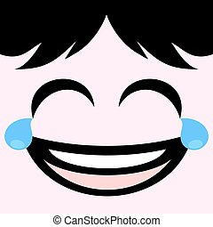 joking face - creative design of joking face