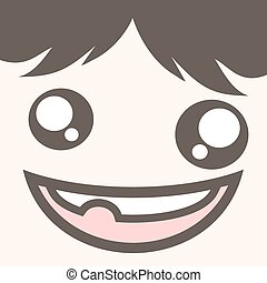 ugly crazy face draw - design of ugly crazy face draw