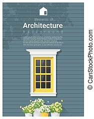 Elements of architecture , window background 13 - Elements...