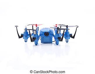 blue drone - Small multicopters to fly indoors with fpv wifi
