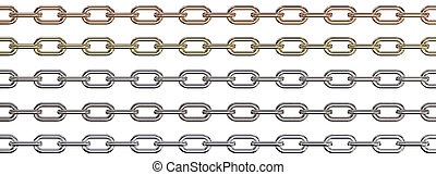 5 Isolated Metal Chains.