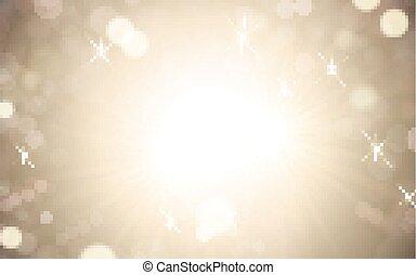 silver bokeh background - silver light bokeh elements, can...