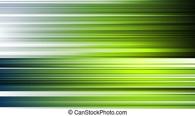 Dark green blue tech abstract stripes video animation