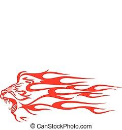 Flaming Animals