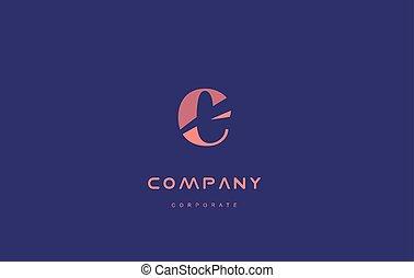 e company small letter logo icon design - e alphabet small...