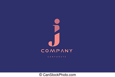 j company small letter logo icon design - j alphabet small...
