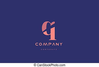 q company small letter logo icon design - q alphabet small...