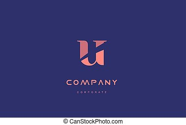 u company small letter logo icon design - u alphabet small...