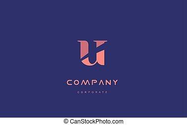 u company small letter logo icon design - u alphabet small...