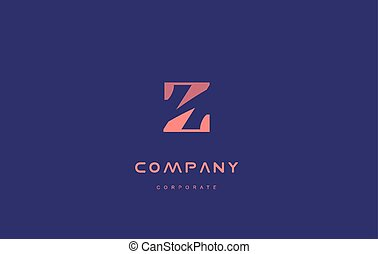z company small letter logo icon design - z alphabet small...