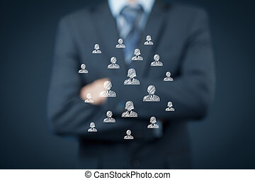 Customer care or human resources - Customer care, care for...