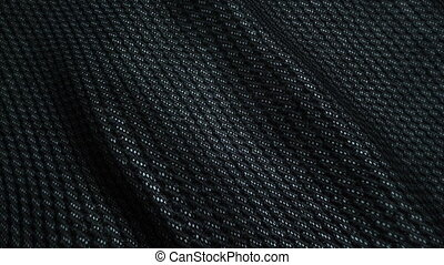 dark high quality jeans texture,moving waves,Seamless loop