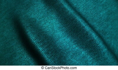 turquoise high quality jeans texture,moving waves,Seamless loop