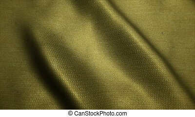 Golden fabric high quality jeans texture,moving waves,Seamless loop