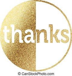 thanks-w.eps - thanks icon