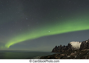 Northern Lights - the Northern Lights in Norway