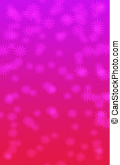abstract background pink bokeh beautiful floral