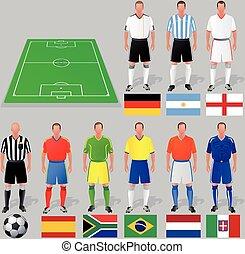 soccer world cup, basket 1