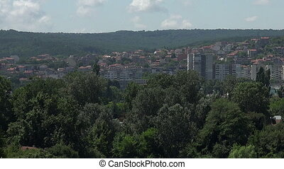 Varna. Bulgaria. Buildings, streets, districts. - Varna....