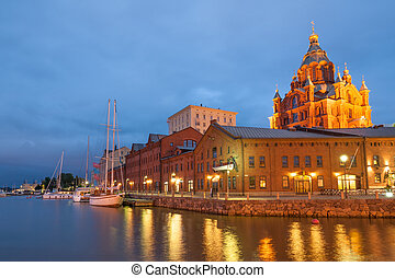 Uspenski Orthodox cathedral - Uspenski cathedral of Finnish...