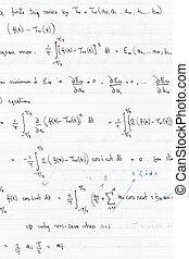 ecuaciones, matemáticas, deberes