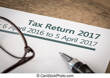 Tax return 2017