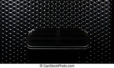 Car Pedal in the deep shadows