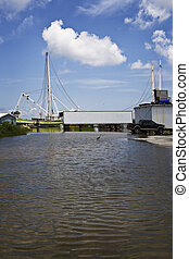 High Tide Flooding, Gulf Coast - High tide floods low laying...