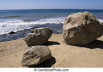 Rocks at Point Loma