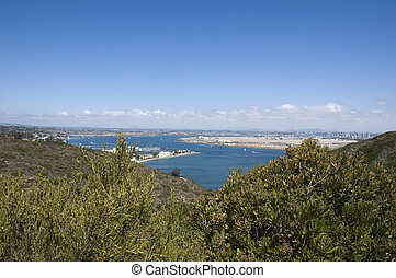 Point Loma in San Diego, California
