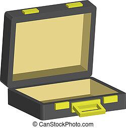briefcase Illustration
