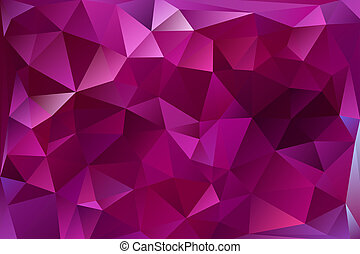 abstract background of triangles - multicolored abstract...