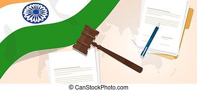 India law constitution legal judgment justice legislation...